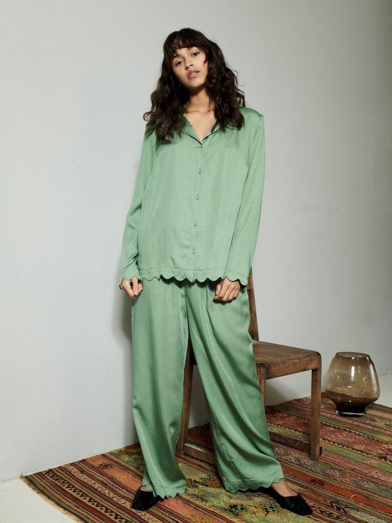Pyjama - Underprotection